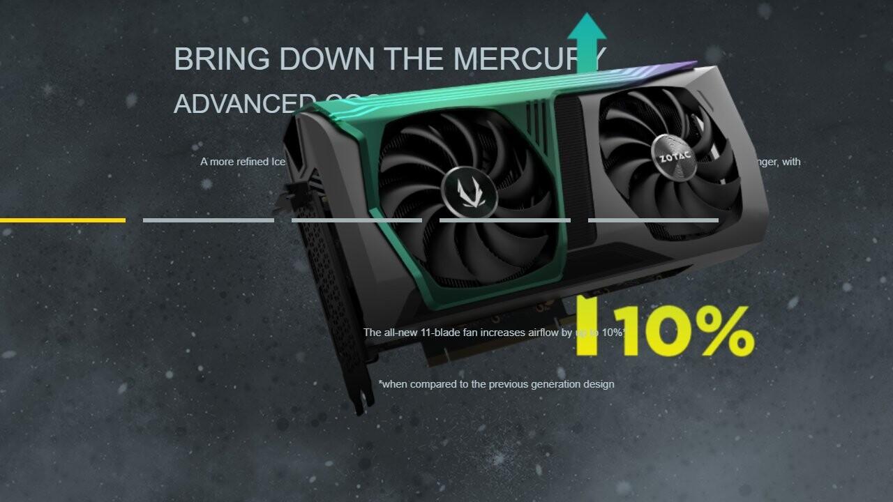 Custom Designs: Erste Bilder zu Zotacs GeForce RTX 3090, 3080 und 3070
