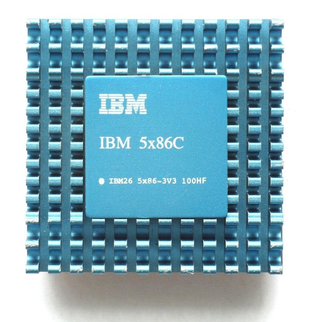 IBM 5x86