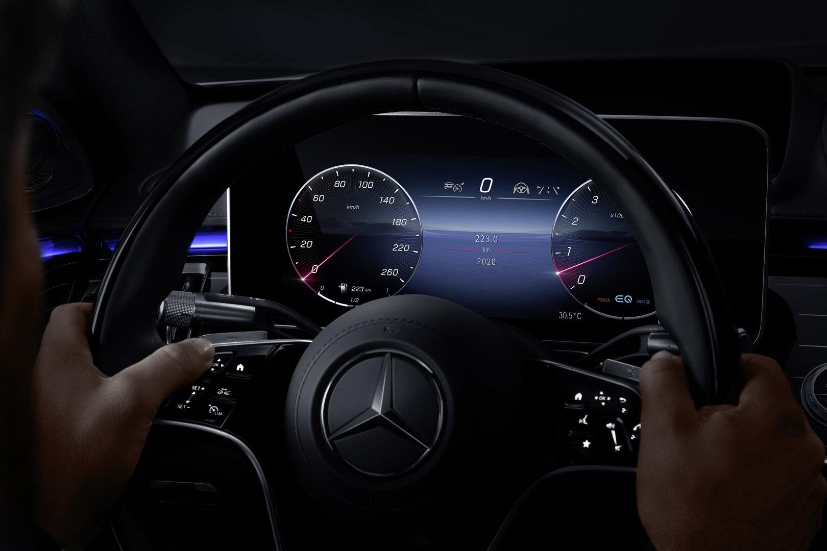 Mercedes-Benz S-Klasse (Baureihe 223)