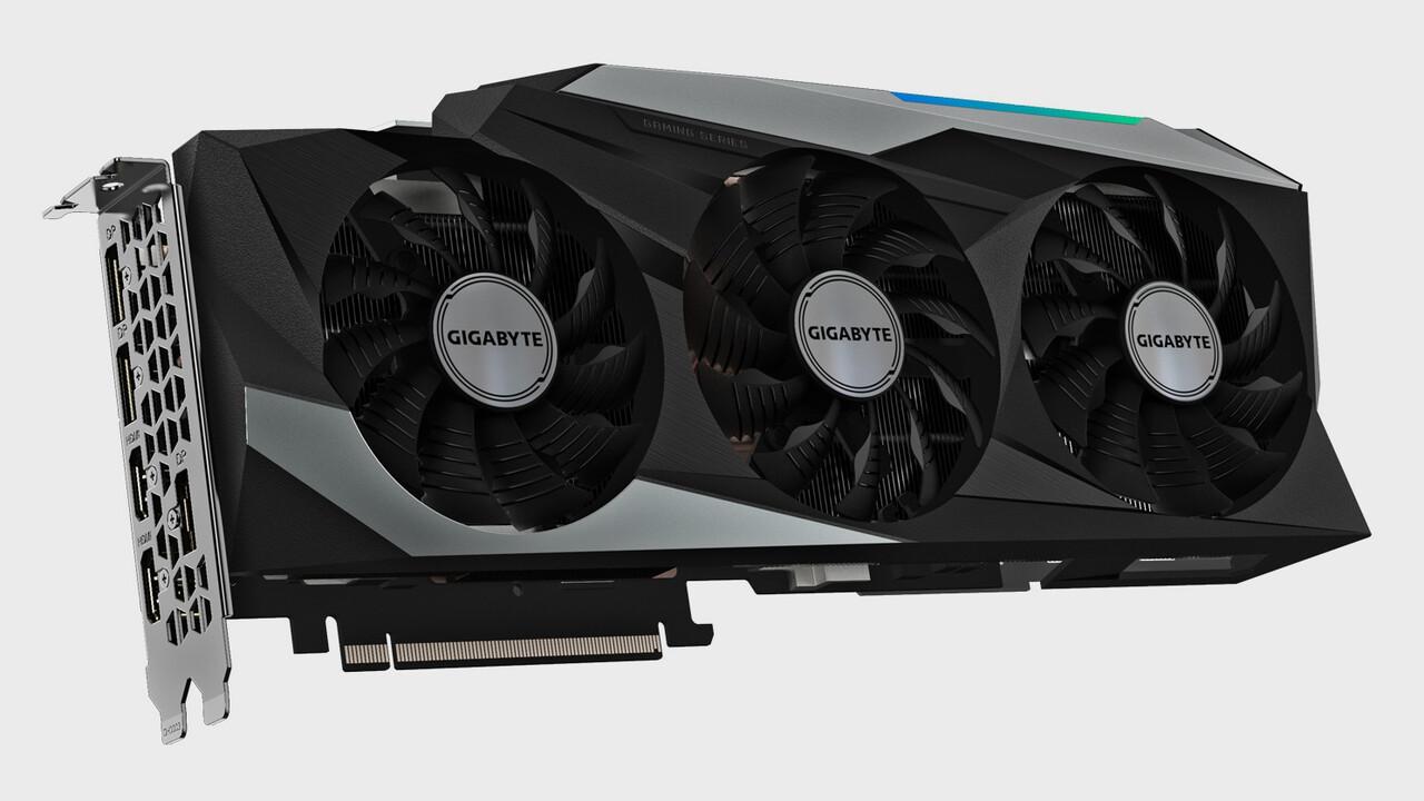 Gigabyte GeForce RTX 3000: Vier Modelle zum Start der Ampere-Gaming-Lösungen