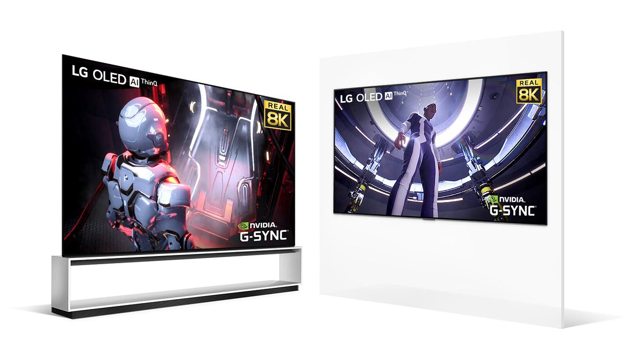 LG-8K-OLED-TVs der ZX-Serie erhalten ein Firmware-Update