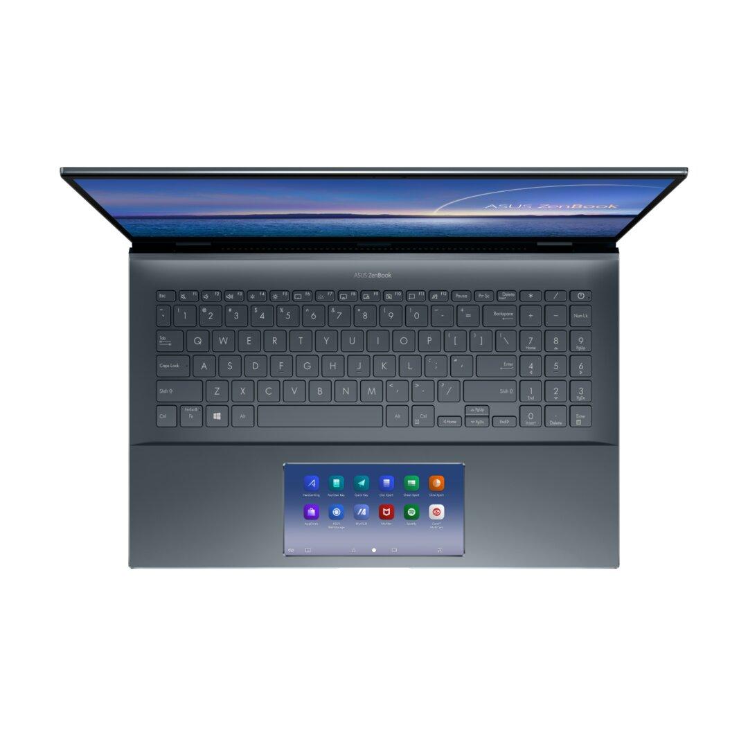 Das neue Asus ZenBook Pro 15 (UX535)