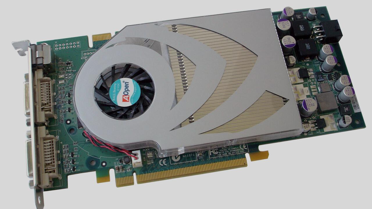 Im Test vor 15 Jahren: Die GeForce 7800 GT lieferte GTX-Leistung günstiger