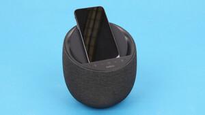 Belkin Soundform Elite im Test: Smart-Speaker mit Wireless Charging und Google Assistant