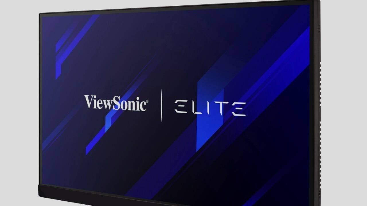 """ViewSonic ELITE XG320U: Erster 32""""-Monitor mit UHD, 144 Hz und HDMI 2.1"""