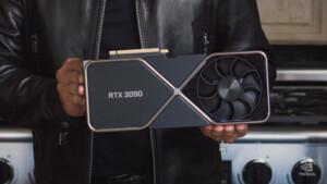 Wochenrück- und Ausblick: Eine Woche voller Nvidia GeForce RTX 3000