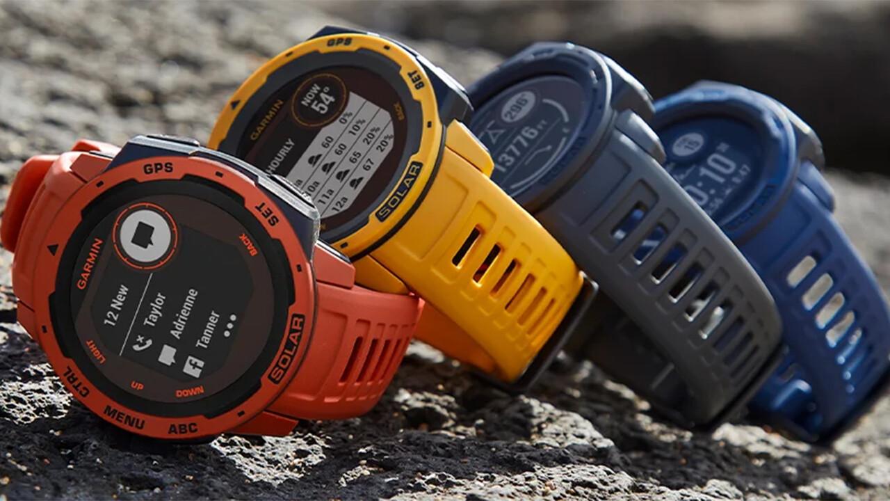 Garmin Instinct Solar im Test: Hervorragende Outdoor-Smartwatch mit Solarladung