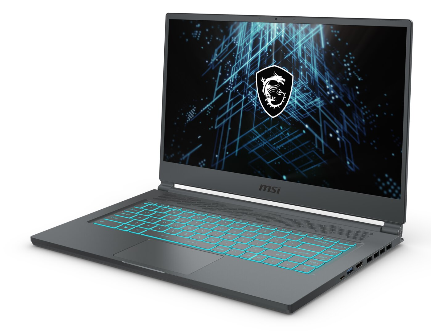 MSI Stealth 15M (Carbon Gray)