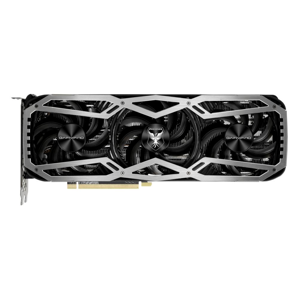 Neu in der Übersicht der Custom Designs: Gainward GeForce RTX 3080 Phoenix (GS)