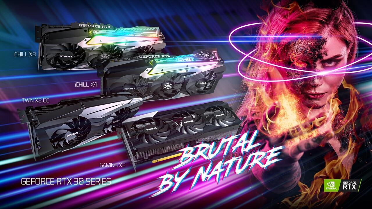 GeForce-RTX-3000-Serie: Erste Custom Designs ab 699 Euro gelistet