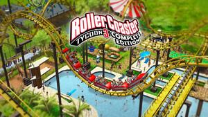 RollerCoaster Tycoon 3: Überarbeitete Complete Edition für PC und Nintendo Switch