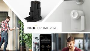 Nuki Smart Lock: Akku, weiße Edition und ein Installationsservice kommen