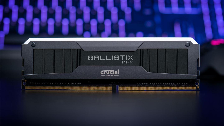 Crucial Ballistix MAX Limited Edition DDR4-5100