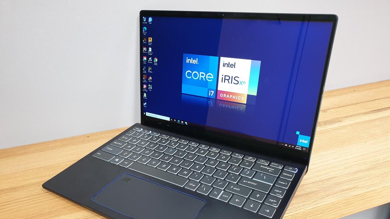 Tiger Lake im Test: Intel Core i7-1185G & i7-1165G7 treffen Ryzen 4000U