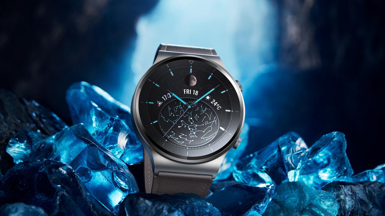 Huawei Smartwatches: Sportliche WatchFit und edle Watch GT 2 Pro