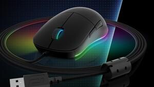 Endgame Gear XM1 RGB: Maus-Empfehlung erhält neue Taster und RGB-LEDs