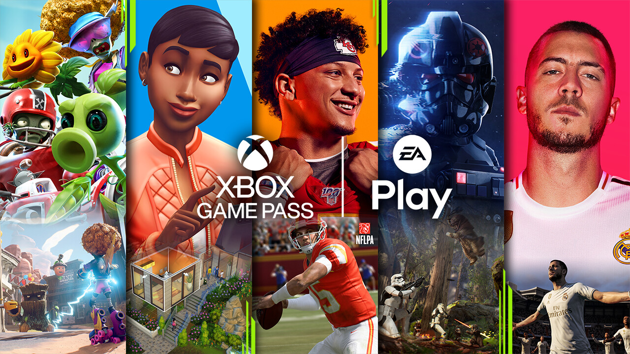 Xbox Game Pass: Microsoft integriert EA Play in den Abo-Dienst