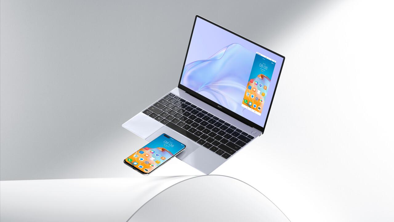 Huawei MateBook X: 3:2-Leichtgewicht mit Piezo-Touchpad und Passivkühlung