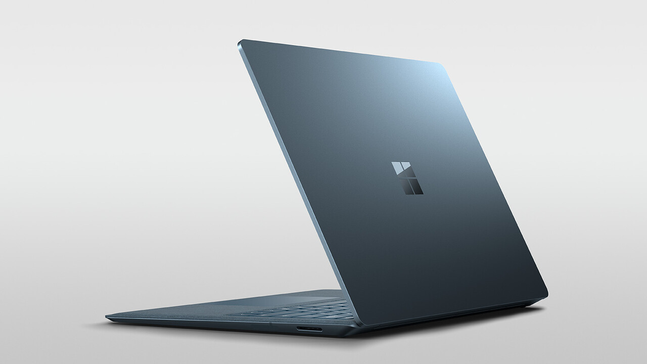 """""""Sparti"""": Microsoft soll günstigen Surface Laptop planen"""
