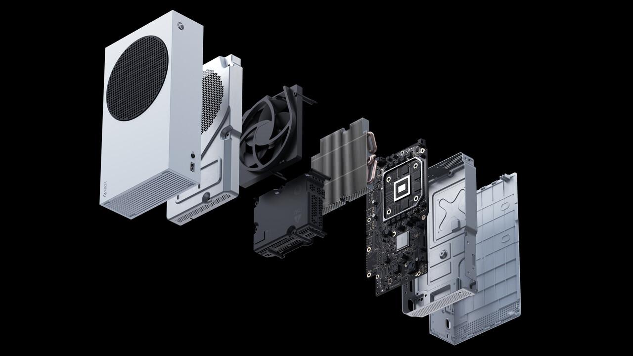 Xbox Series S: Hardware-Details im Vergleich zur Series X, One X und PS5