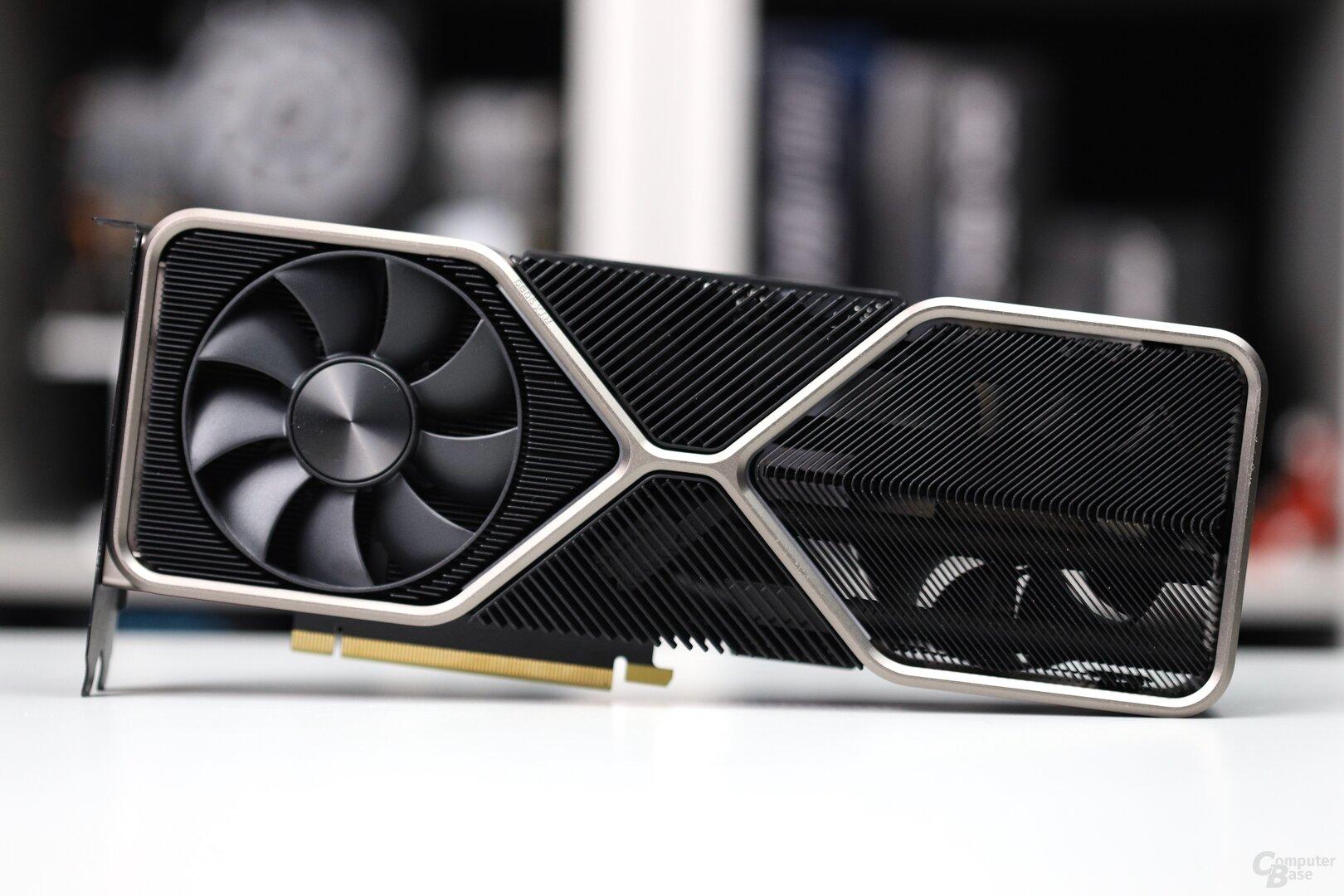Die Nvidia GeForce RTX 3080 Founders Edition im Test