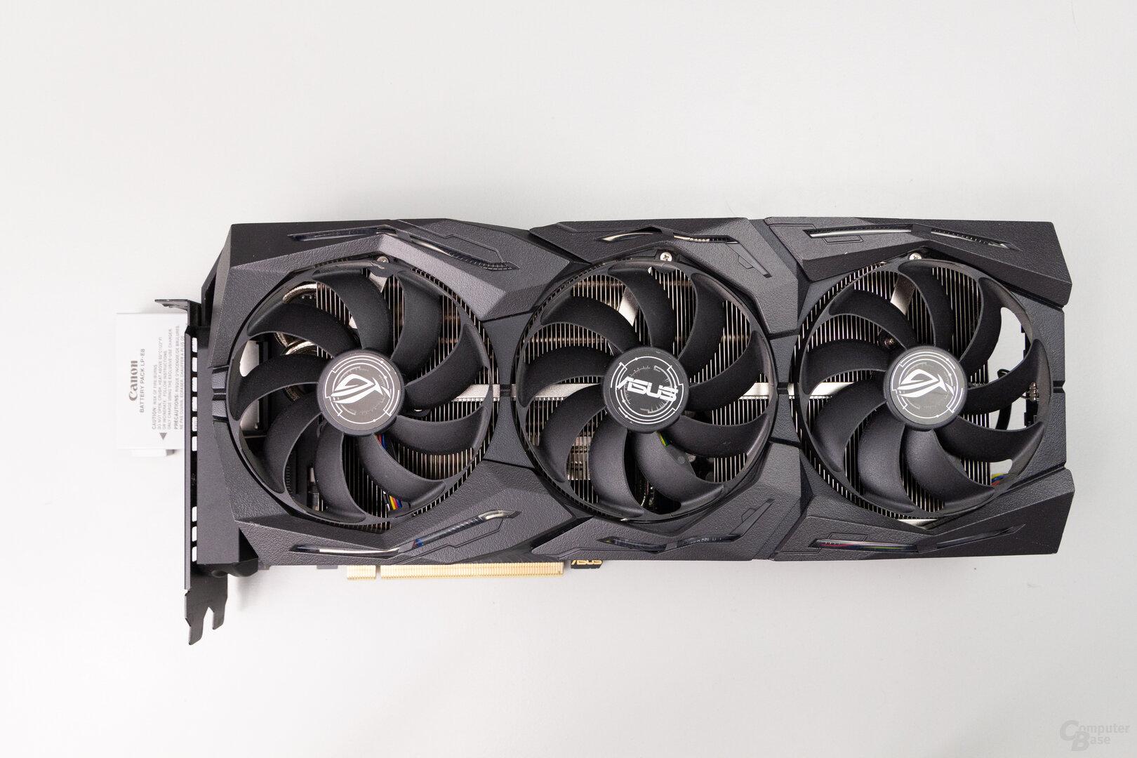 Asus GeForce RTX 2080 Ti Strix: 30,0 cm