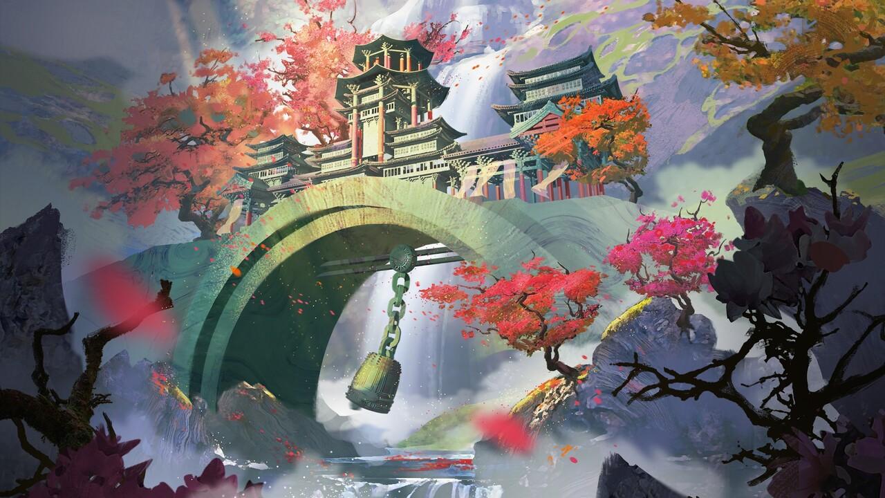 Guild Wars 2: End of Dragons: Am 15. September geht es kostenlos nach Cantha