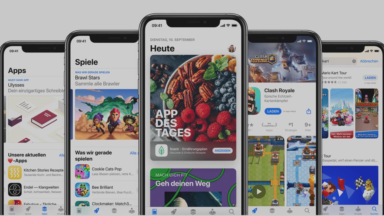 Apple App Store: Neue Richtlinien pro Game-Streaming, contra Kartellamt