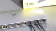 TBT100 Thunderbolt 3 Dock im Test: Corsair liefert Strom und Anschlüsse fürs Notebook