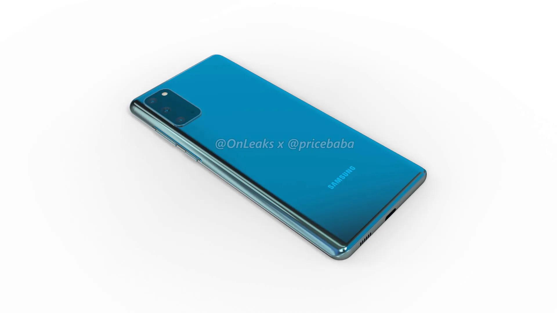 """Samsung Galaxy S20 FE (""""Fan Edition"""")"""