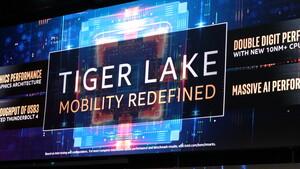 Tiger Lake-H: CPU-Kerne auf 8 verdoppelt, GPU auf 1/3 reduziert