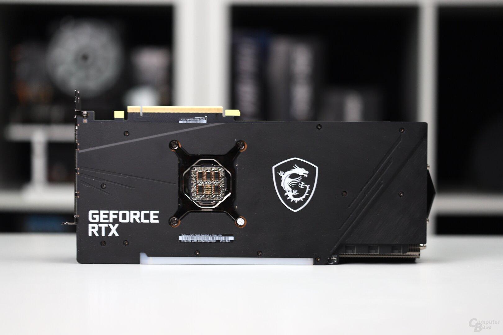 Asus GeForce RTX 3080 TUF