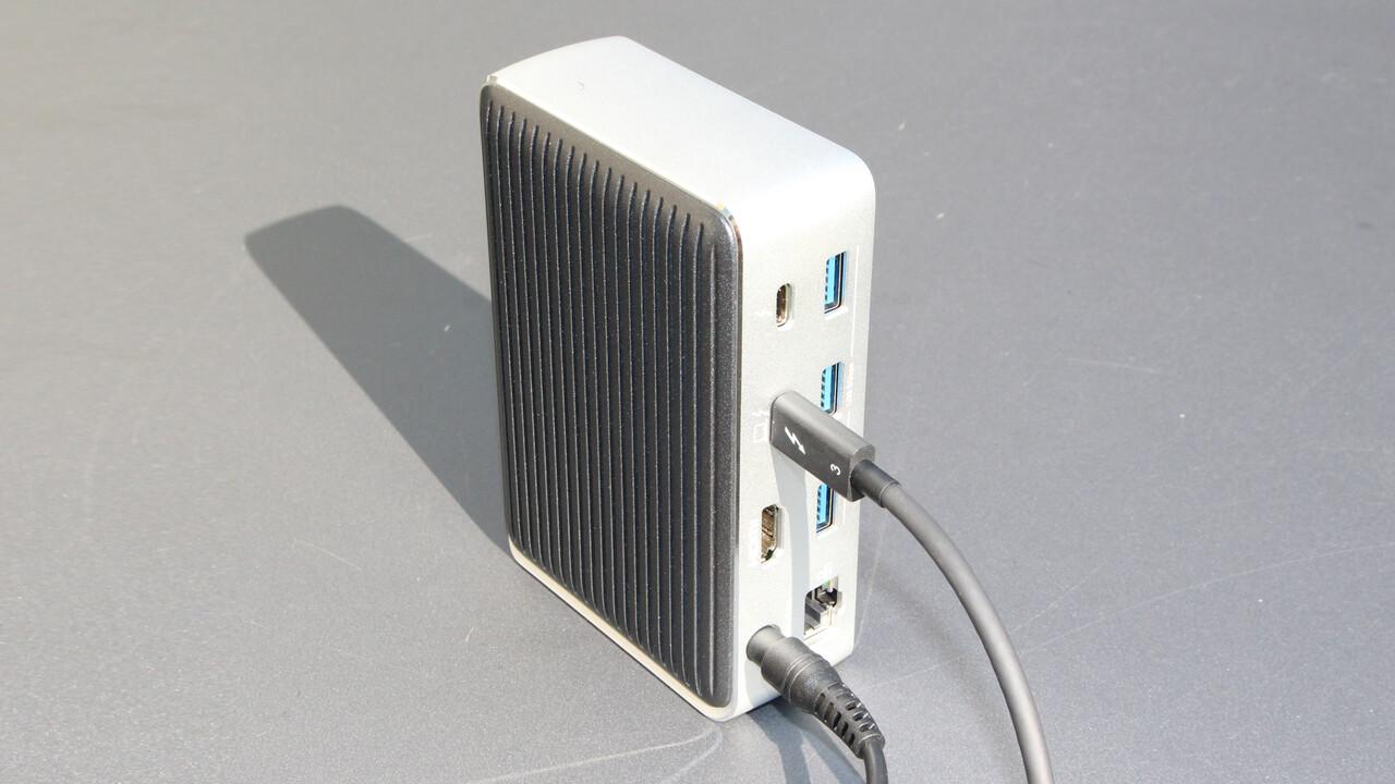 Anker PowerExpand Elite im Test: Thunderbolt 3 Dock für Notebook und Peripherie