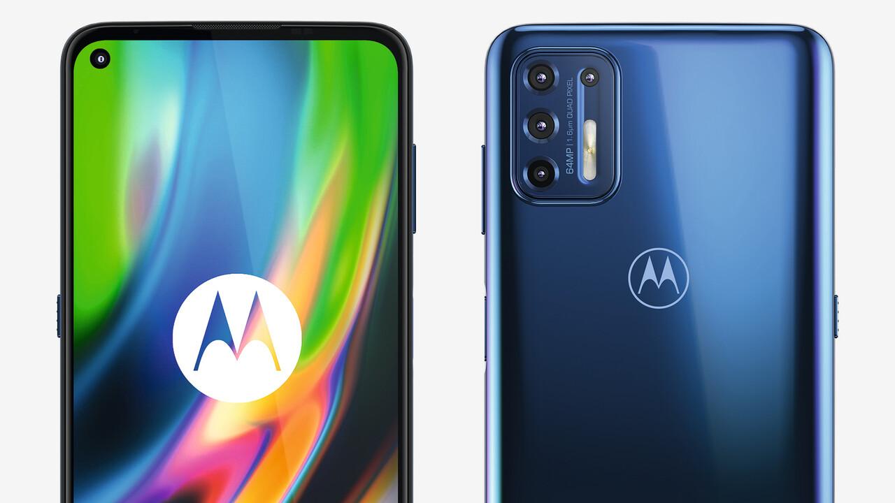 Moto G9 Plus & Moto E7 Plus: Motorola setzt auf mehr Megapixel und größere Akkus