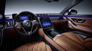 Verkaufsstart neue S-Klasse: OLED-Display ist serienmäßig, aber vieles kostet extra