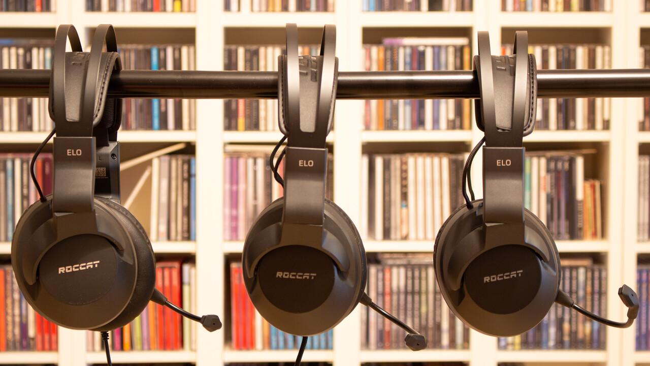 ELO X Stereo, 7.1 USB & Air im Test: Drei Roccat-Headsets von der Stange