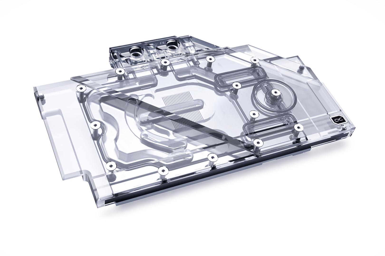 Alphacool Eisblock Aurora für die Asus TUF Gaming