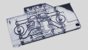 Alphacool Eisblock Aurora: Wasserkühler für die RTX 3090 und 3080 im Referenzdesign