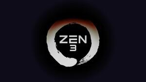 """AMD Ryzen 7 5800X: Zen 3 """"Vermeer"""" erstmals im Spiele-Benchmark gesichtet"""