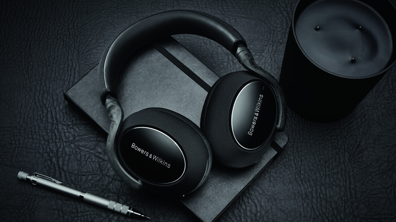 PX7 Carbon Edition: Bowers & Wilkins mit Carbon­faser beim ANC-Flaggschiff