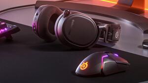 SteelSeries Arctis 9 Wireless: Neues Headset mit Funk und Bluetooth
