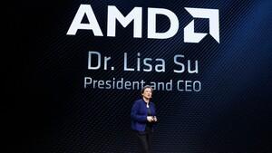 CES 2021: Lisa Su spricht im Januar 2021 über AMDs Zukunftspläne