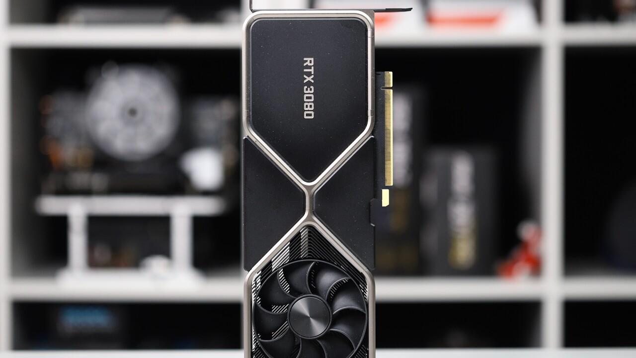 GeForce RTX 3080: Tensor-Kerne im Vergleich zu Turing und A100