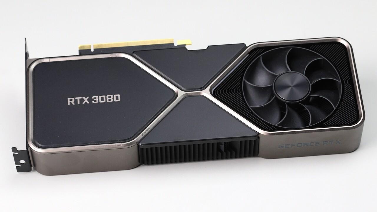 GeForce RTX 3000: Asus empfiehlt Netzteile von 650 bis 1.000 Watt für Ampere
