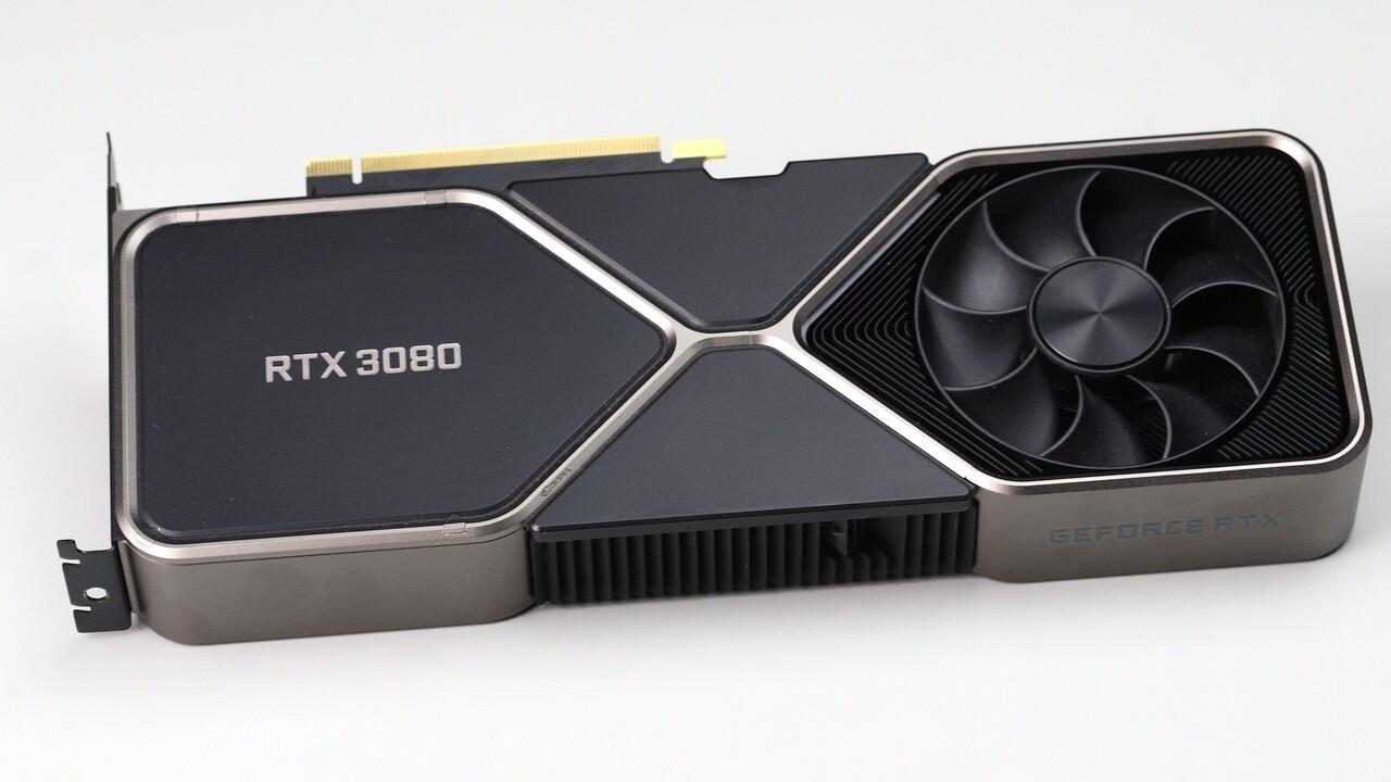 GeForce 456.38 GRD WHQL: Grafiktreiber für die GeForce RTX 3080 und 3090