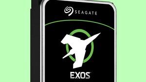 Seagate Exos X18: Weitere 18-TB-Festplatte für Rechenzentren