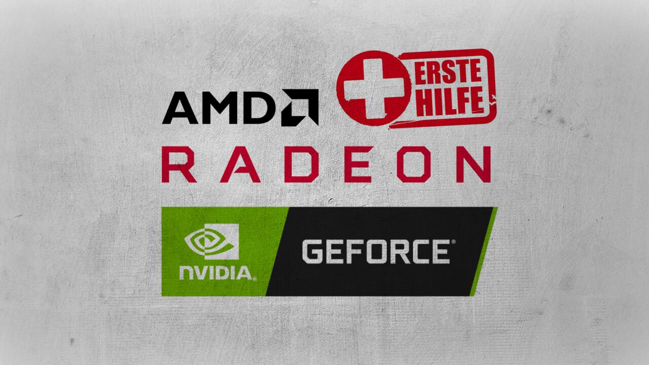 Aus der Community: Erste-Hilfe-Koffer für AMD- und Nvidia-GPUs