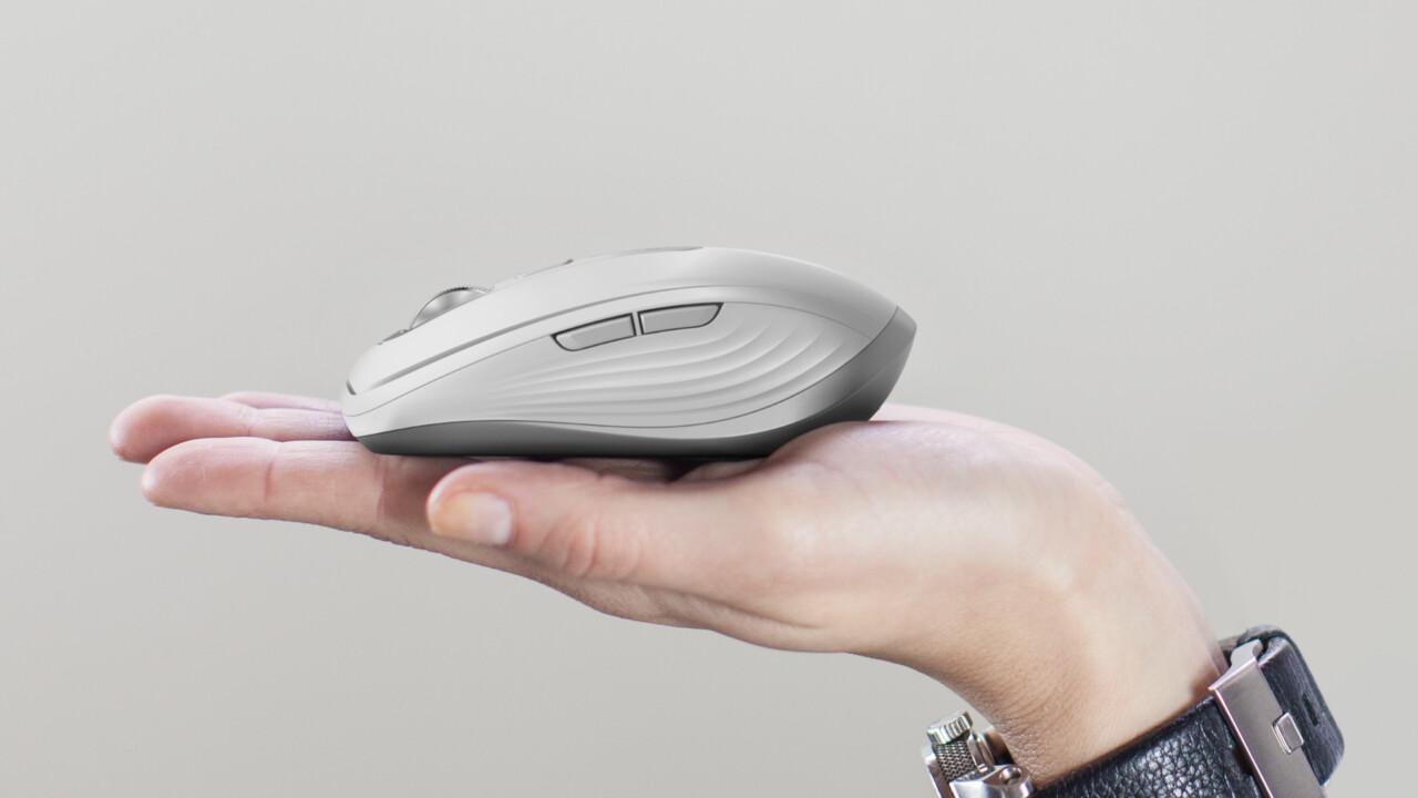 MX Anywhere 3: Logitech stattet kleine Maus mit Magnet-Mausrad aus