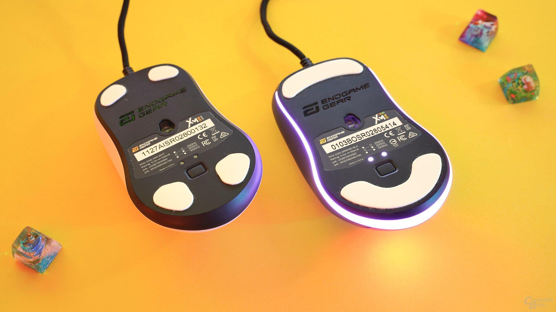 Endgame Gear XM1 & XM1 RGB