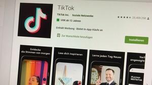 Apps aus China: TikTok und WeChat werden in den USA verboten